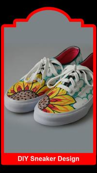 DIY Sneaker Design screenshot 1