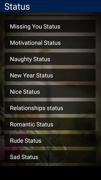 Status for Whatsap 2018 screenshot 2