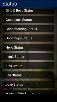 Status for Whatsap 2018 screenshot 3