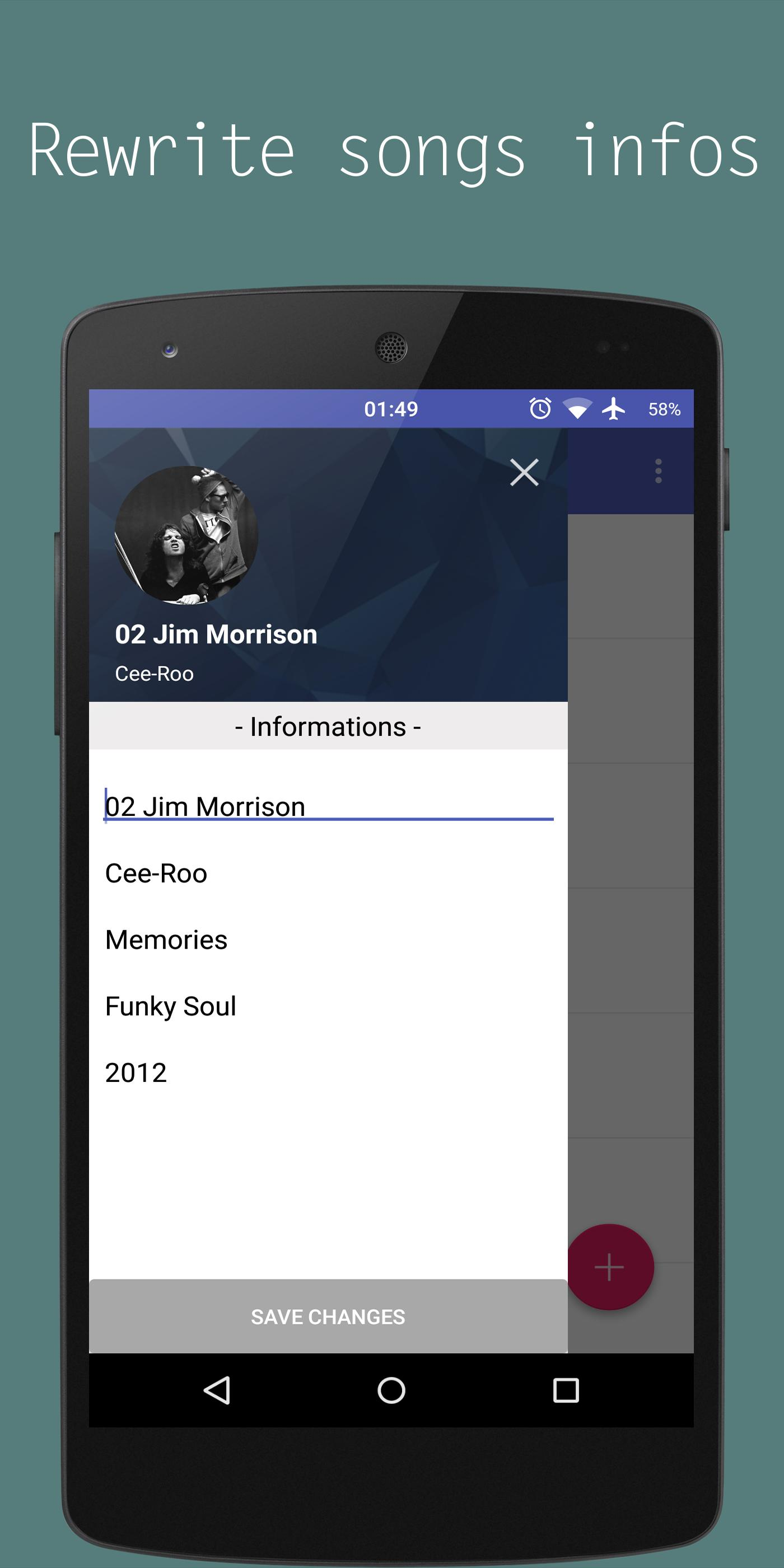 5 Offline Music Players For Android To Listen To Songs Without Internet | TechUntold
