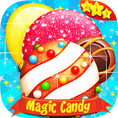Candy Magic 2 Crash Geny Free icon