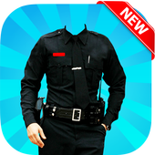 Police Suit Photo Maker Free icon