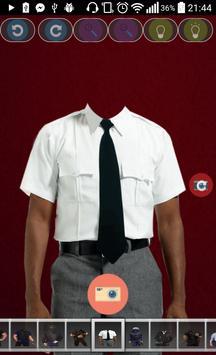 Police Suit Photo Maker Free screenshot 4
