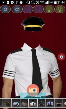 Police Suit Photo Maker Free screenshot 5