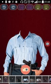 Police Suit Photo Maker Free screenshot 3