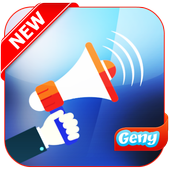 Funny Voice Changer Geny icon