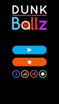 Dunk Ballz poster