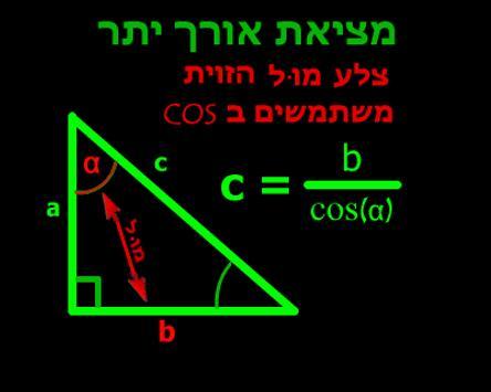 מחשבון גיאומטריה בקלי קלות screenshot 14