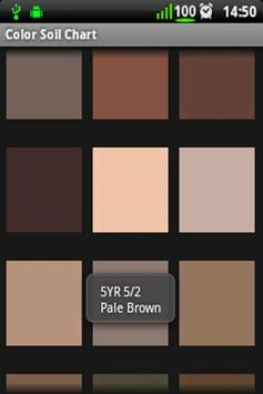 Soil Color Chart screenshot 1
