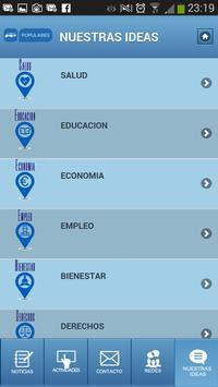 Populares Cádiz apk screenshot