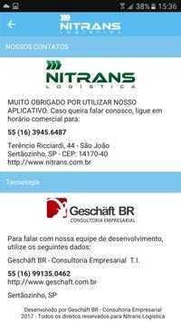Nitrans CTe apk screenshot