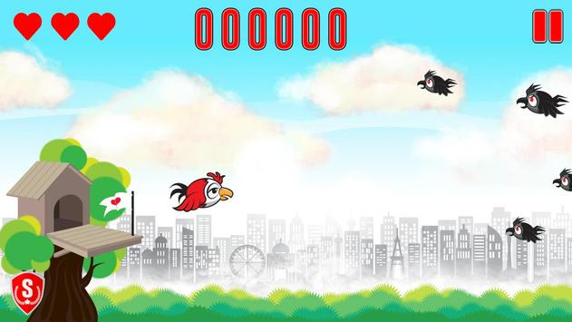 Flying Rooster screenshot 1