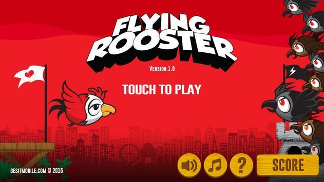 Flying Rooster screenshot 8
