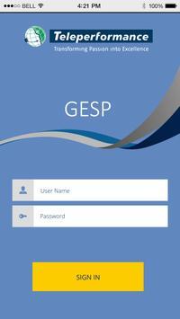GESP poster