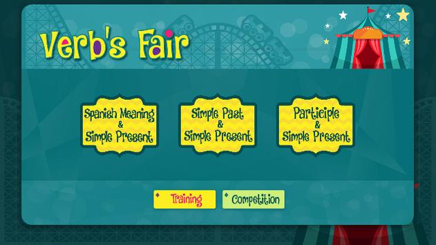 Verb´s Fair screenshot 1