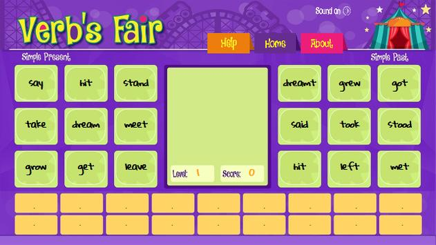 Verb´s Fair screenshot 2