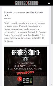 Garage Sound Festival screenshot 1