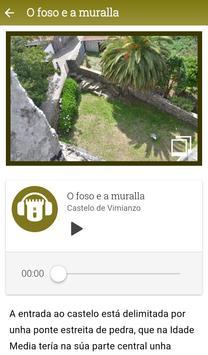 Castelo de Vimianzo apk screenshot