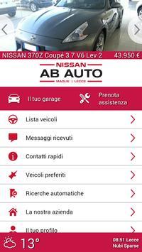AB Auto SpA poster