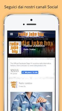 Radio jukebox screenshot 2