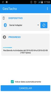 GesTaco apk screenshot