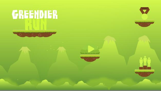 Greendier Run screenshot 6