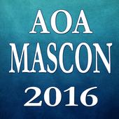 AOA MASCON 2016 icon