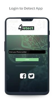Detect - Connecting Doctors poster