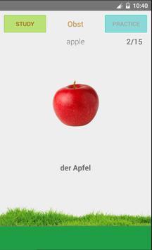 Obst und Gemüse apk screenshot