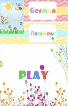 German Numbers Game poster