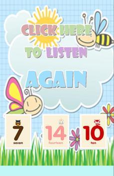 German Numbers Game screenshot 11
