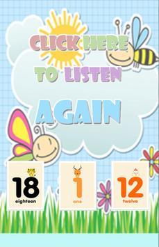 German Numbers Game screenshot 1