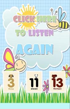 German Numbers Game screenshot 5