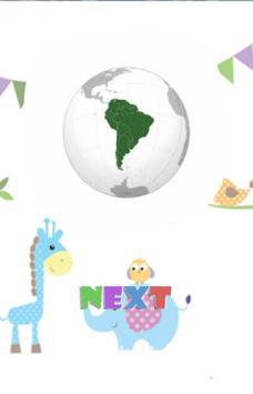 swedish Geography word game screenshot 3