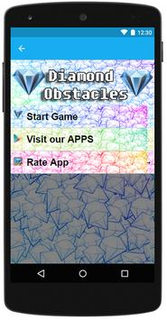Diamond Obstacles poster