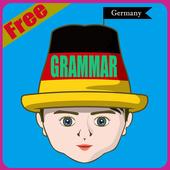Learn German Grammar icon