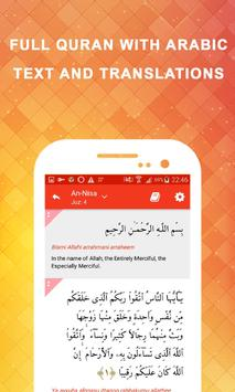 Prayer times & Qibla Locator apk screenshot