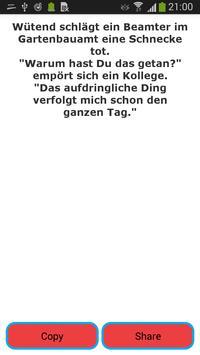 German Jokes Messages apk screenshot