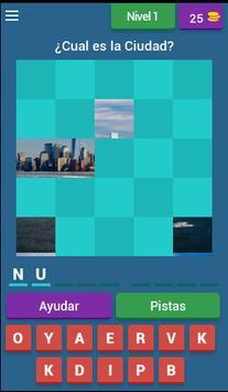 Juego de Adivinar Ciudades screenshot 6