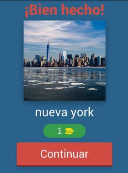 Juego de Adivinar Ciudades screenshot 8