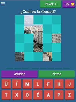 Juego de Adivinar Ciudades screenshot 12