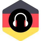 German Audio Listening icon