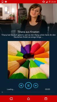 German Audio Listening screenshot 3