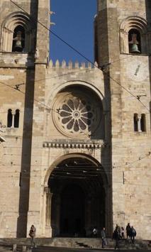 Cathedralin Lisbon Puzzles apk screenshot