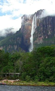 Angel Falls Jigsaw Puzzles poster