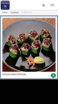 Sushi Papaia K screenshot 1