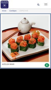 Sushi Papaia K screenshot 2