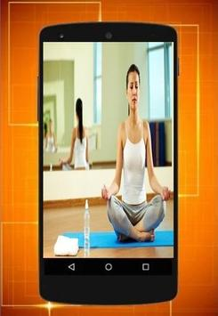 Movement of Yoga poster