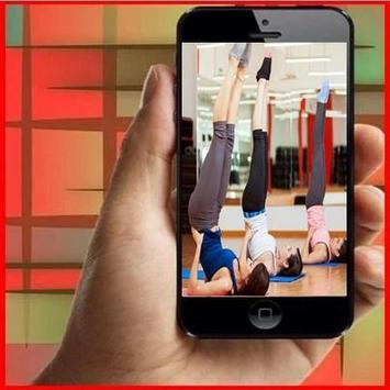 Basic Movements of Yoga apk screenshot