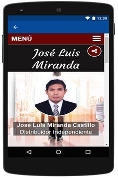 José Luis Miranda Castillo screenshot 3